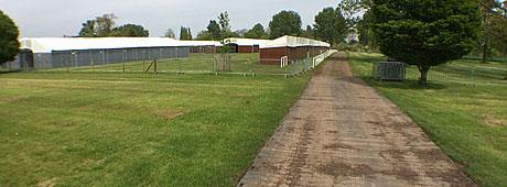 temporary trackway