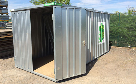 Portable Storage LH Woodhouse