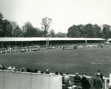 1974 Covered Grandstand Badminton Horse Trials