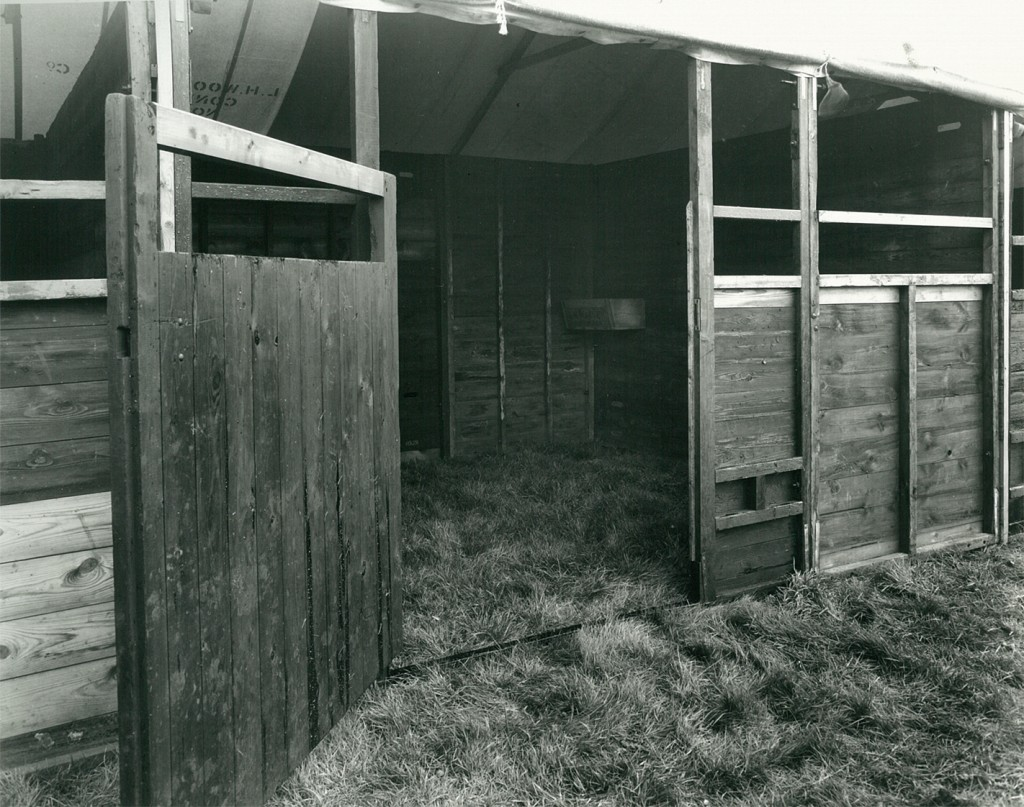 1974 Temporary Stables Badminton Horse Trials