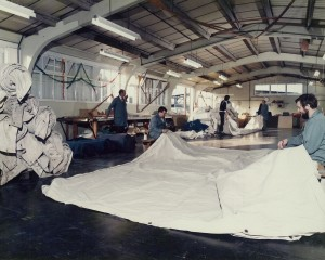 1984 Canvas Room Ruddington