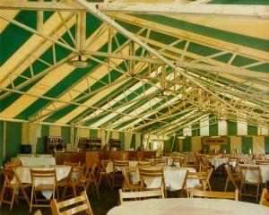 1985 Suffolk Show 40' Shedding Members Pavilion