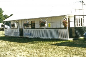 1987 Secretary's Office Goodwood and Burghley