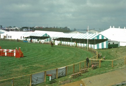 1990 Devon County Show Main Arena