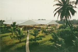 1994 Ghana 25m  Clearspan