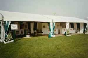 1994 First Clearspan Trade Stand Suffolk County Show