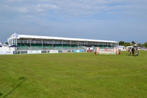 Grandstand Royal Cornwall Show