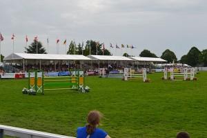3 Blocks of Grandstands Royal Norfolk