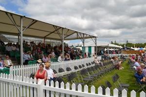 Members Grandstand Royal Norfolk