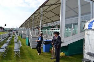Grandstand Royal Cornwall