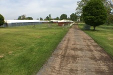 Quicktrack temporary trackway
