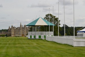 Traditional Bandstand Burghley House