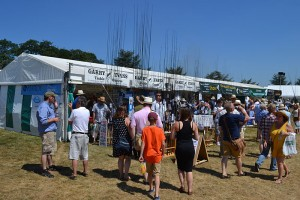 Game Fair trade stand